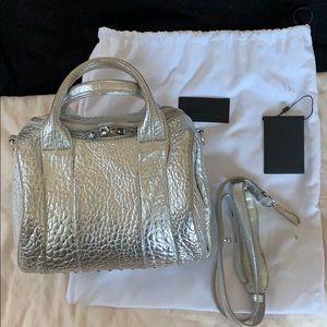 Alexander Wang Rocco bag sliver
